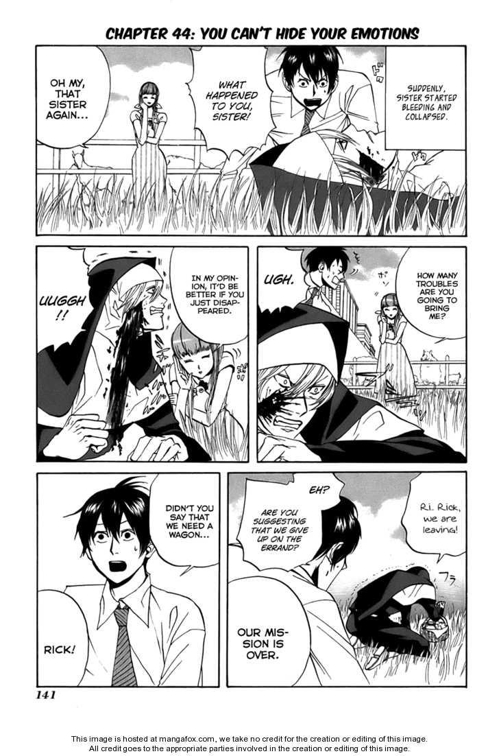Arakawa Under the Bridge 44 Page 1