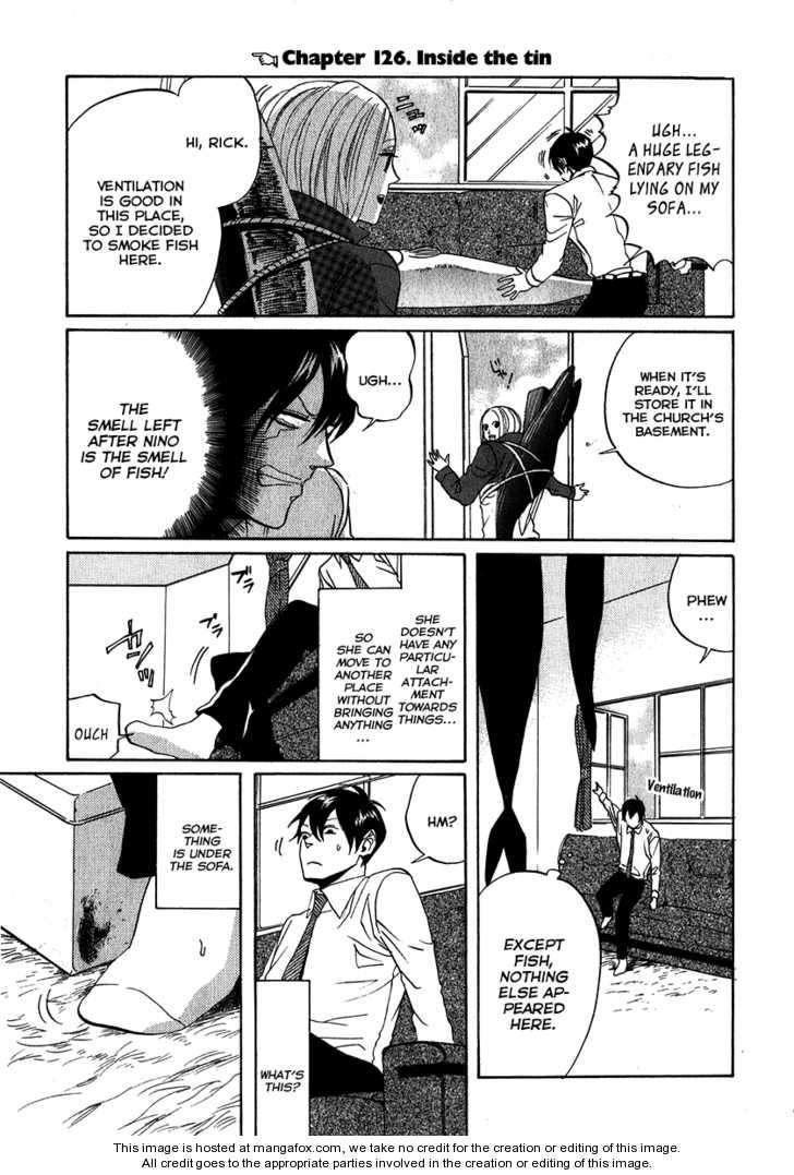 Arakawa Under the Bridge 126 Page 1