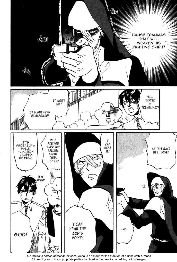 Arakawa Under the Bridge 150 Page 2