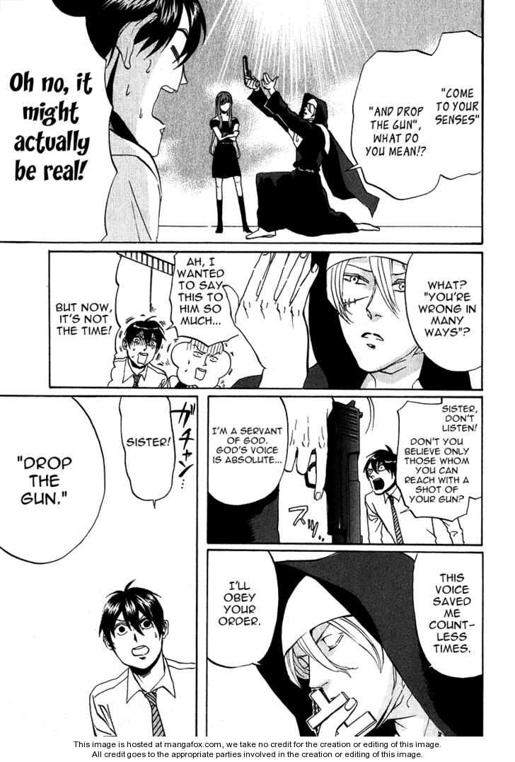 Arakawa Under the Bridge 150 Page 3