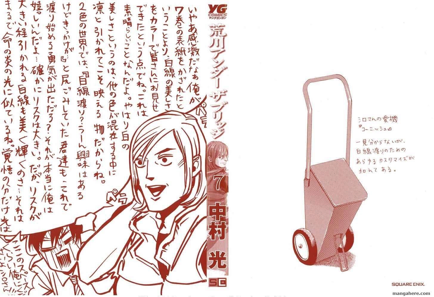 Arakawa Under the Bridge 167 Page 2