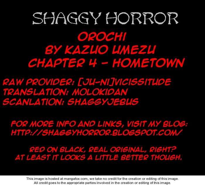 Orochi 4 Page 1