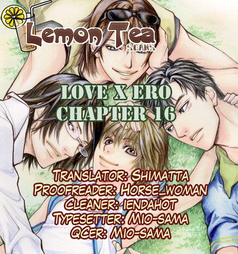 Love x Ero 16 Page 1
