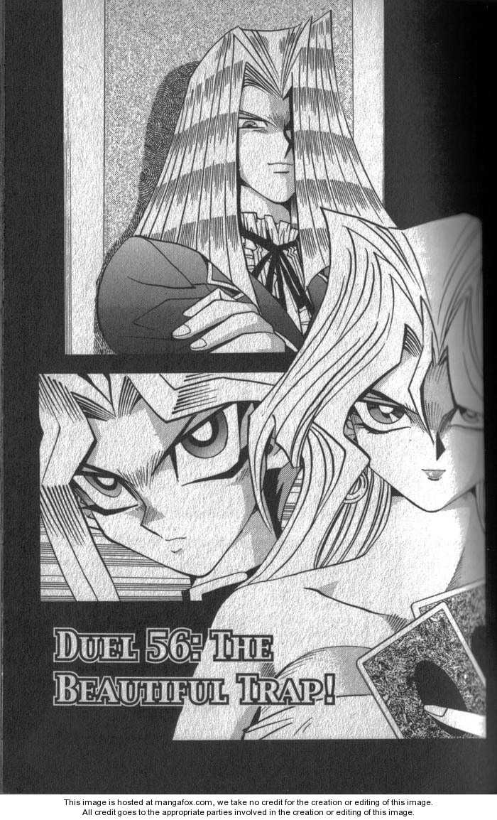Yu-Gi-Oh! Duelist 56 Page 1