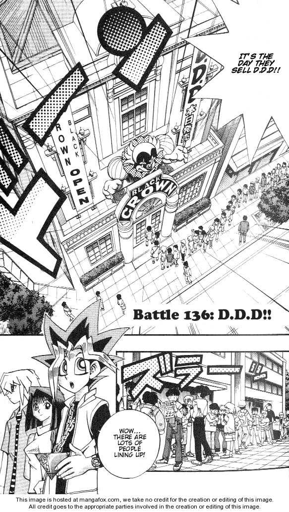 Yu-Gi-Oh! Duelist 77 Page 1