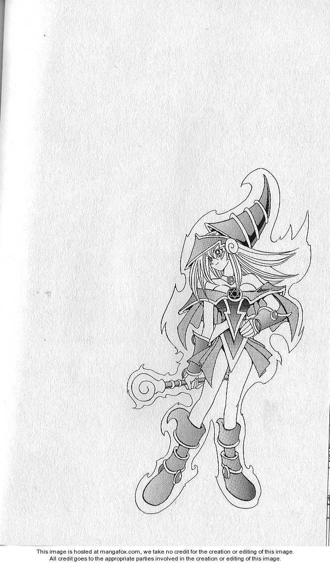 Yu-Gi-Oh! Duelist 132 Page 1