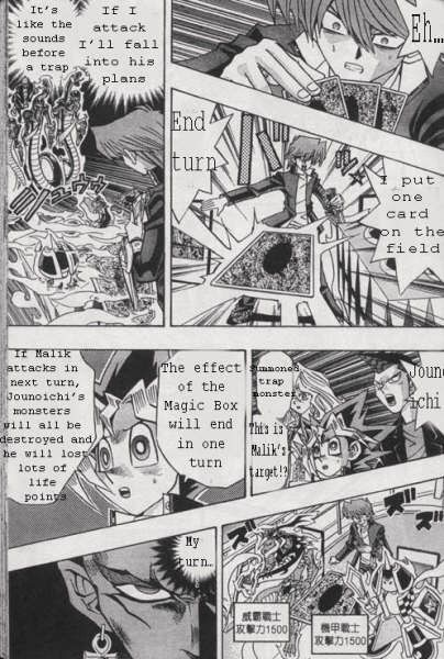 Yu-Gi-Oh! Duelist 153 Page 3
