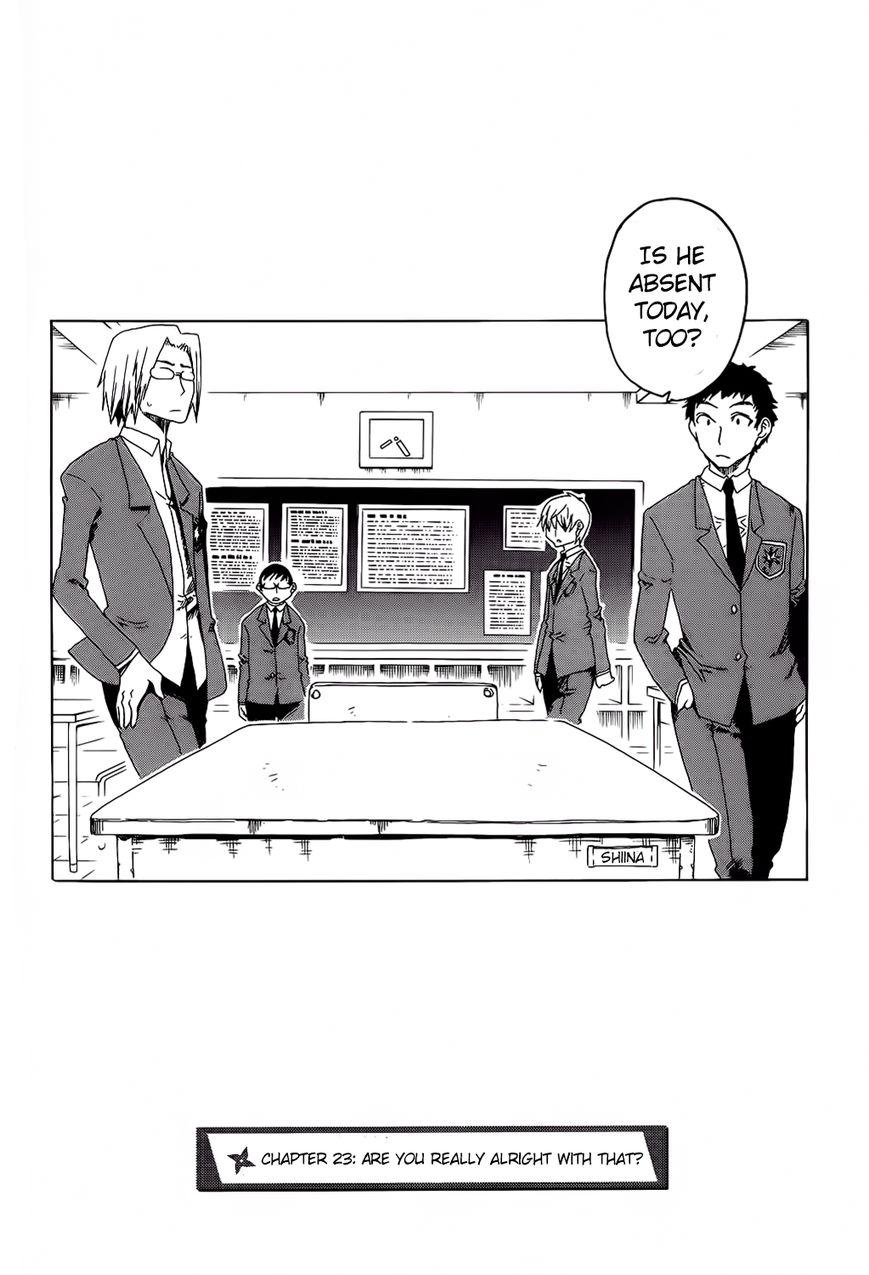 Shiinake no Hitobito 23 Page 2