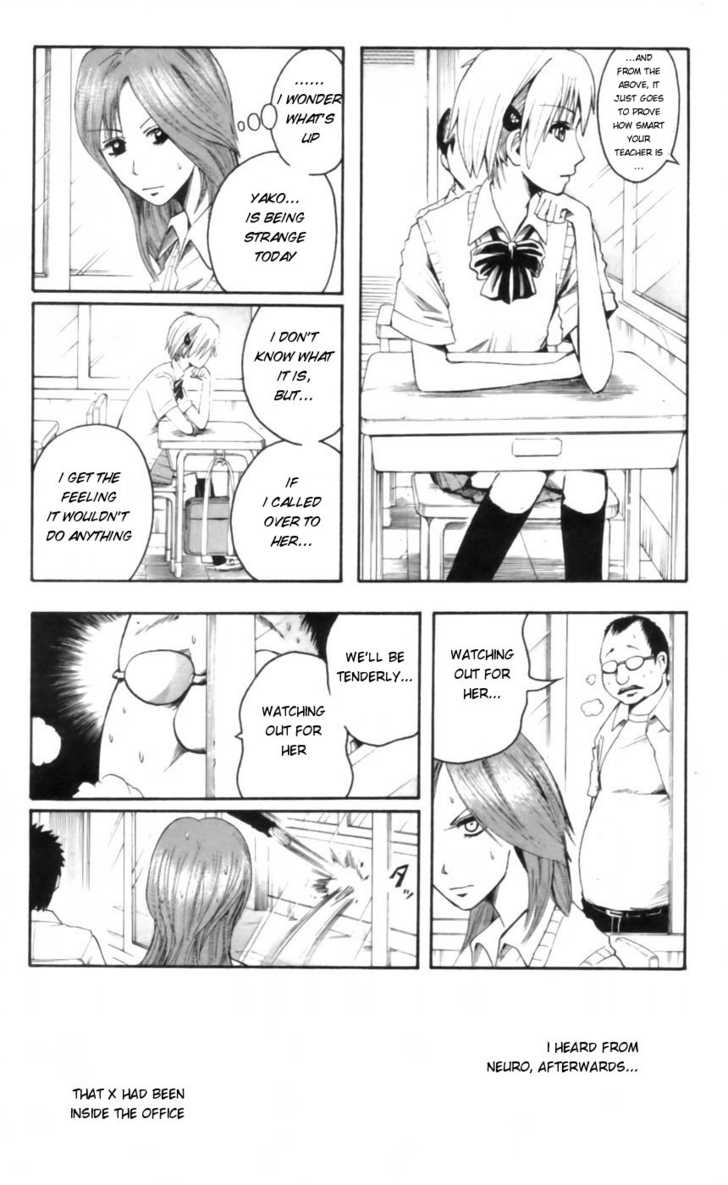 Majin Tantei Nougami Neuro 23 Page 2