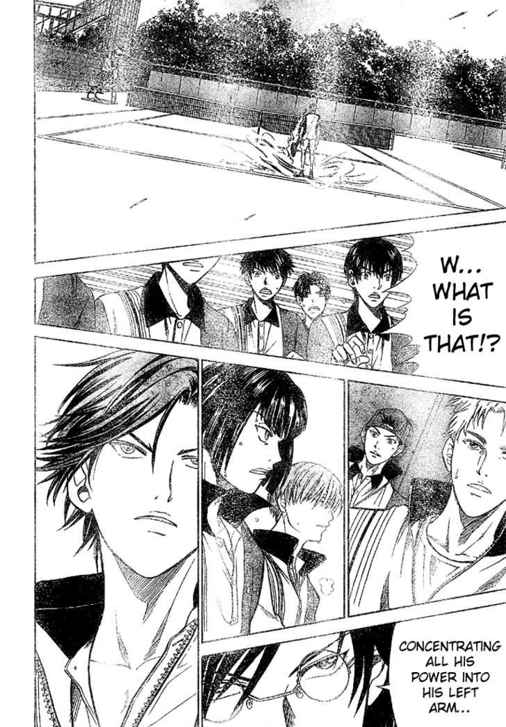 Prince of Tennis 287 Page 3