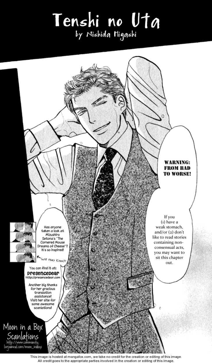 Tenshi no Uta (NISHIDA Higashi) 3 Page 2