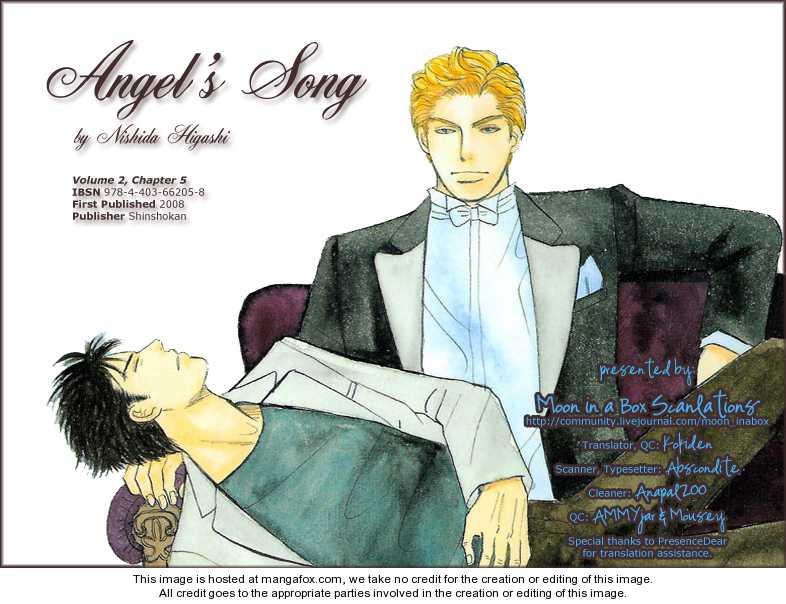 Tenshi no Uta (NISHIDA Higashi) 5 Page 1