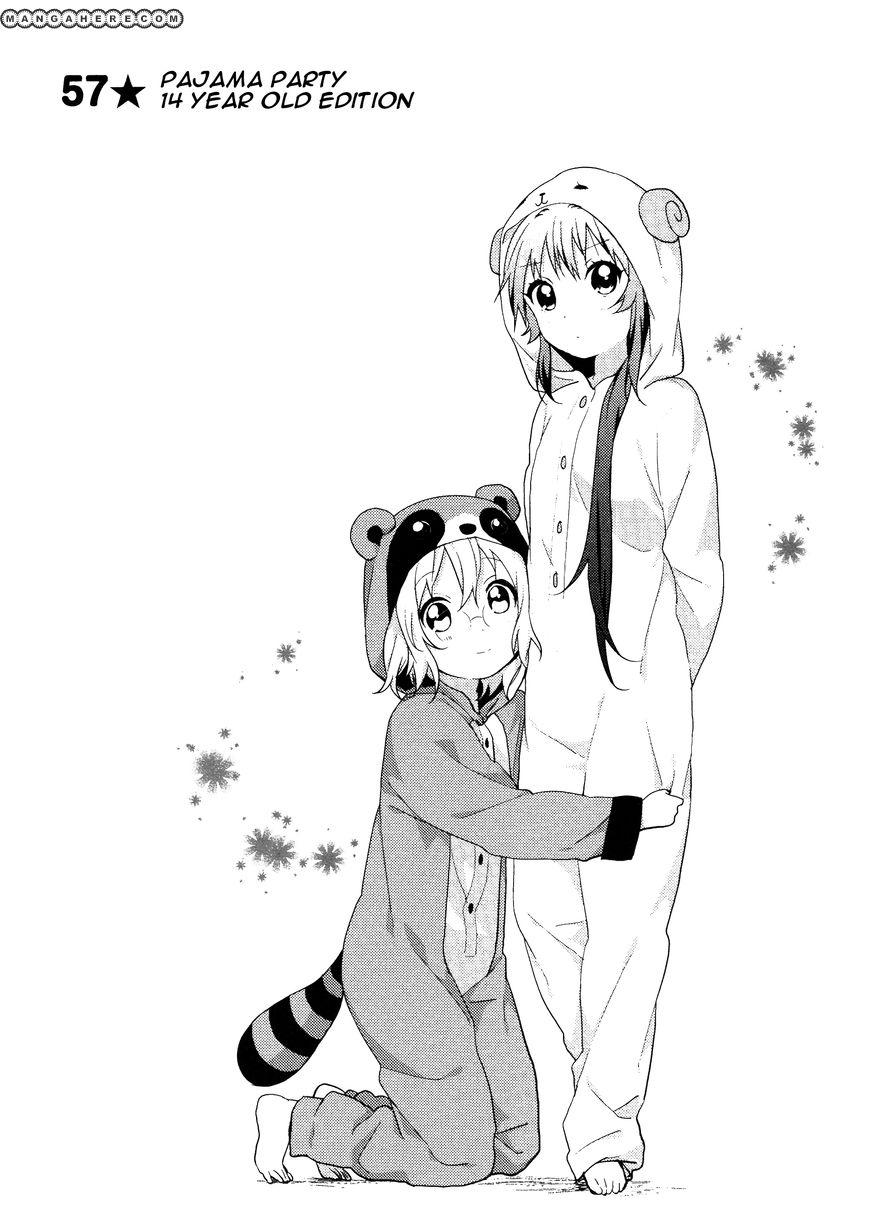 Yuru Yuri 57 Page 1