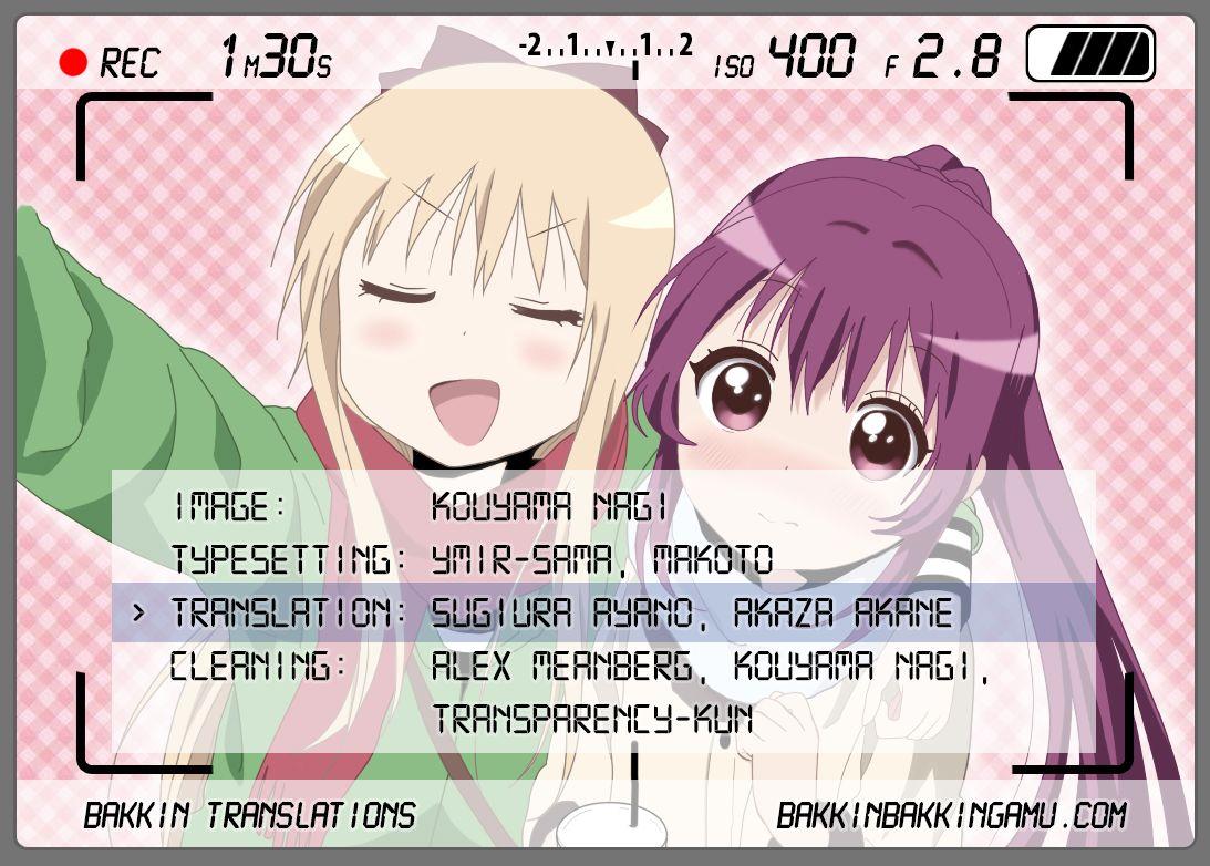 Yuru Yuri 88 Page 1