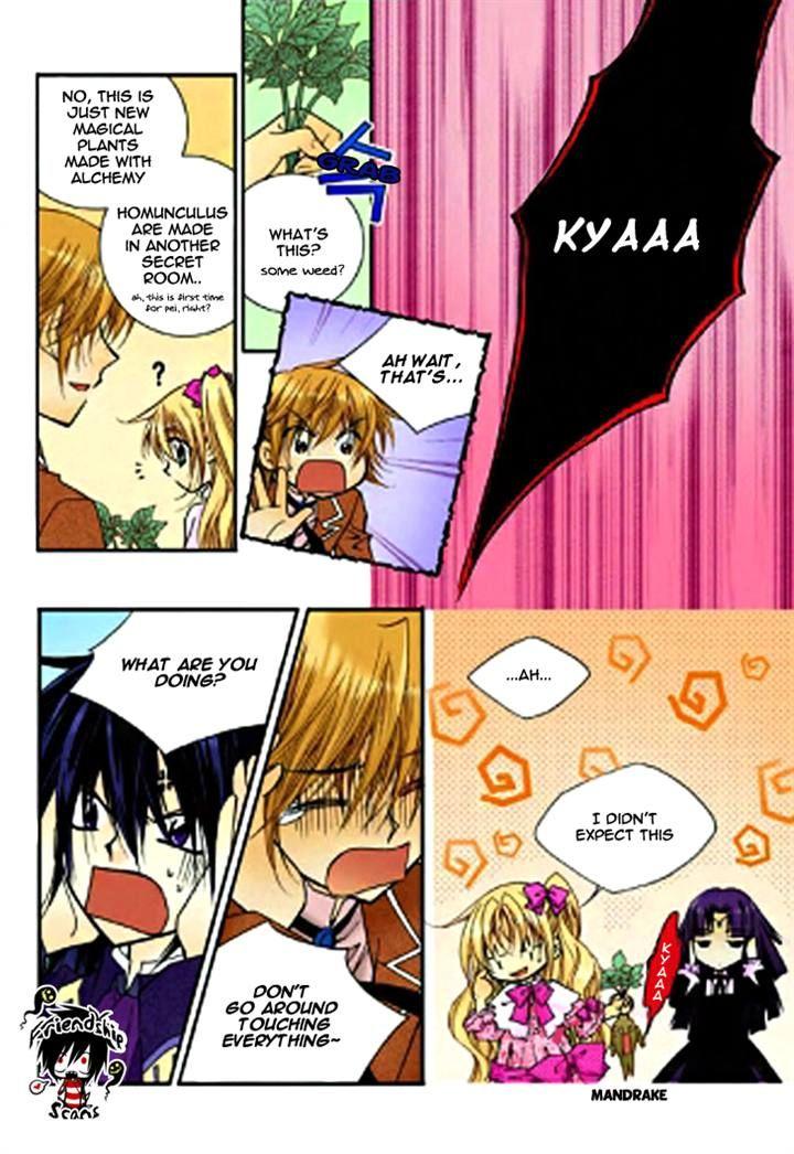 Tiara 32 Page 3
