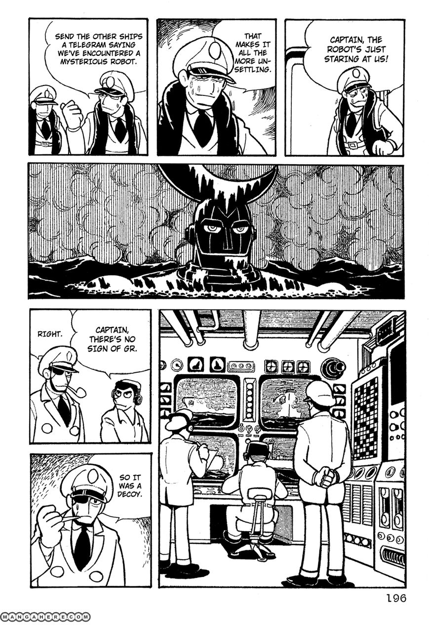 Giant Robo: The Day the Earth Burned 14 Page 3