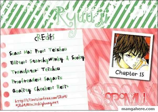Ryuuji 15 Page 1