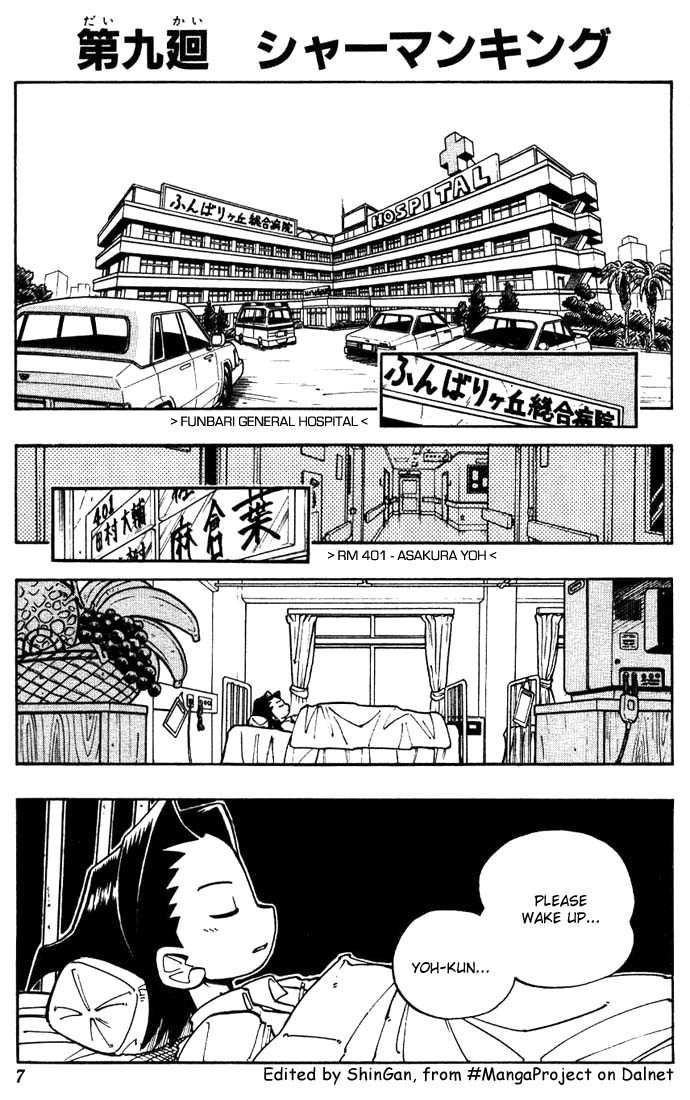 Shaman King 9 Page 2