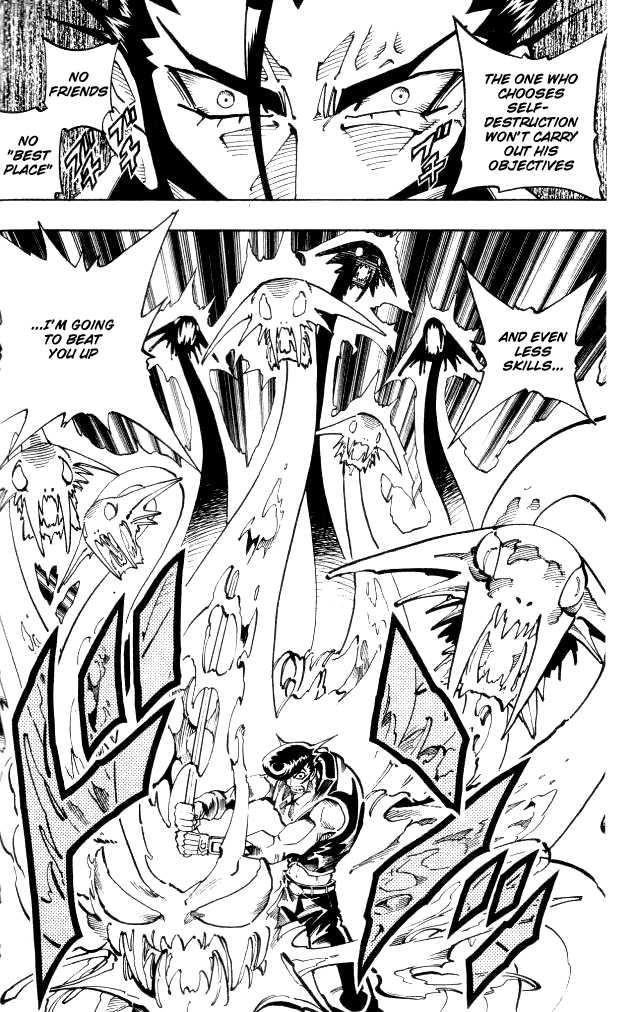 Shaman King 101 Page 2