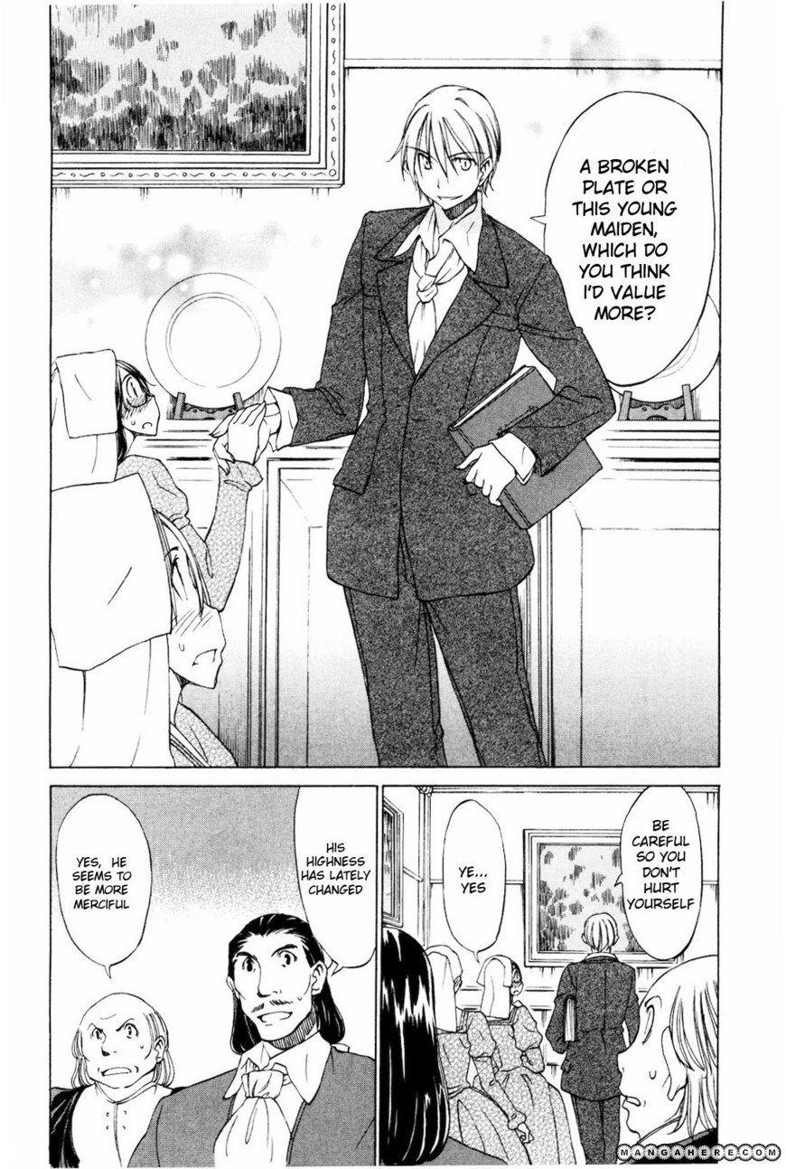 Sekainohate de Aimashou 16 Page 2