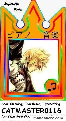 Kingdom Hearts II 26 Page 1