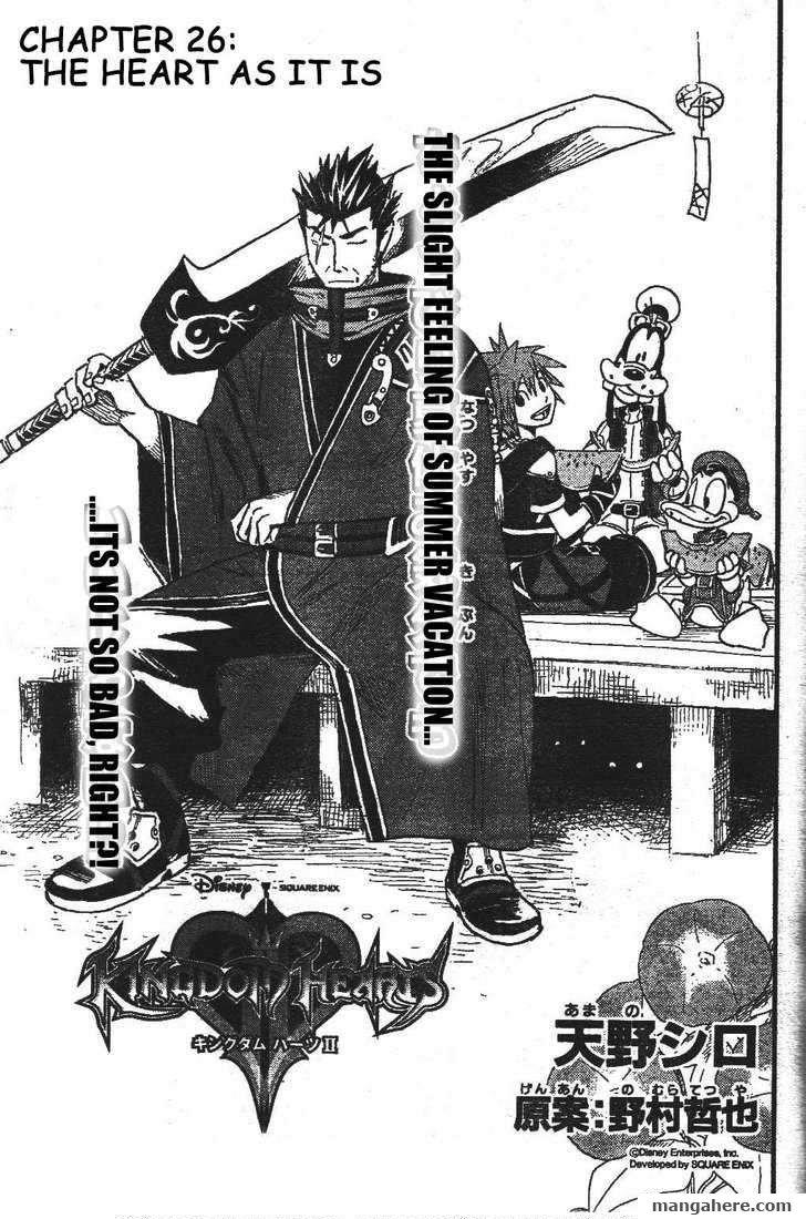 Kingdom Hearts II 26 Page 2