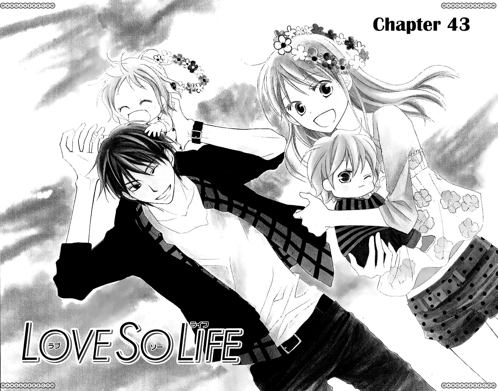 Love So Life 43 Page 1