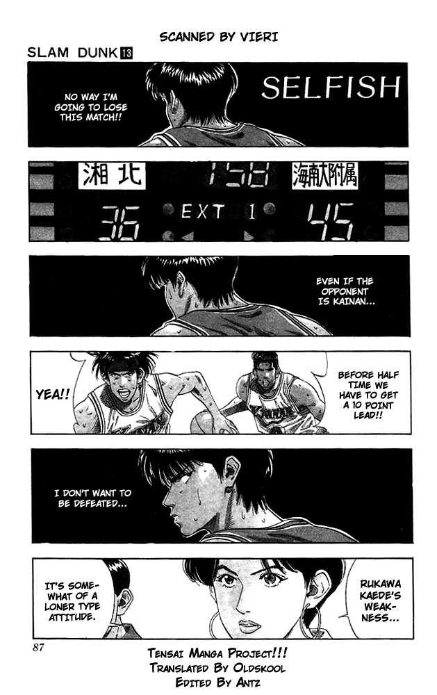 Slam Dunk 112 Page 1