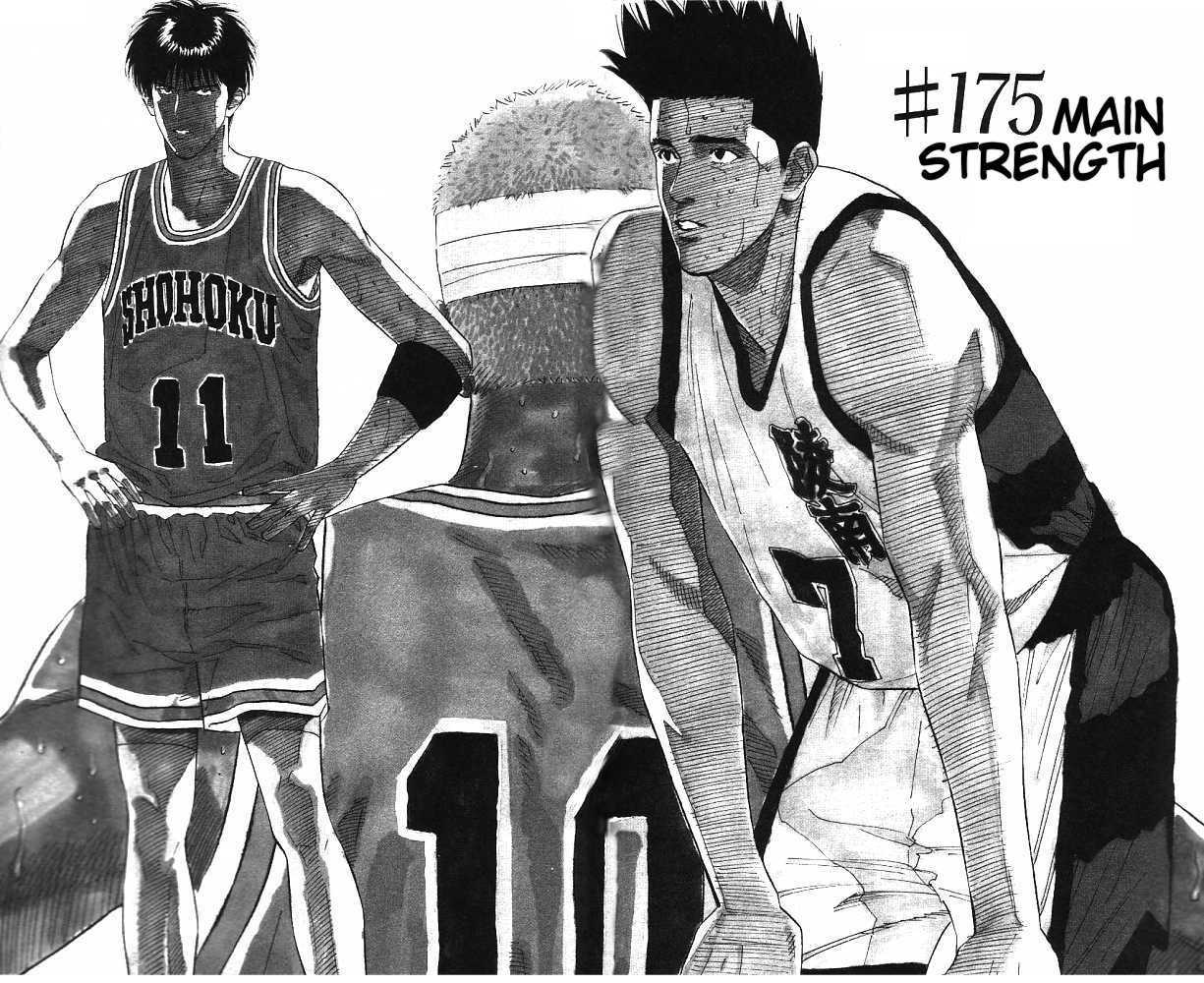 Slam Dunk 175 Page 1