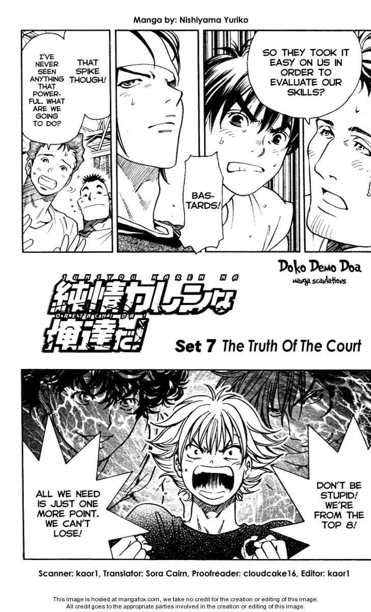 Junjou Karen na Oretachi da! 7 Page 1