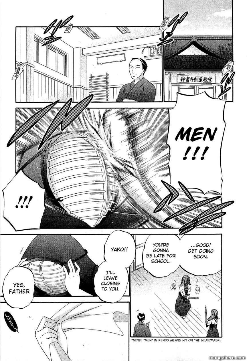 Chu-bra!! 19 Page 1