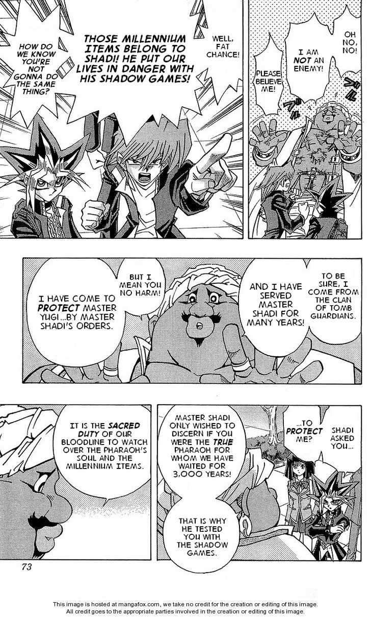 Yu-Gi-Oh! Millennium World 4 Page 3