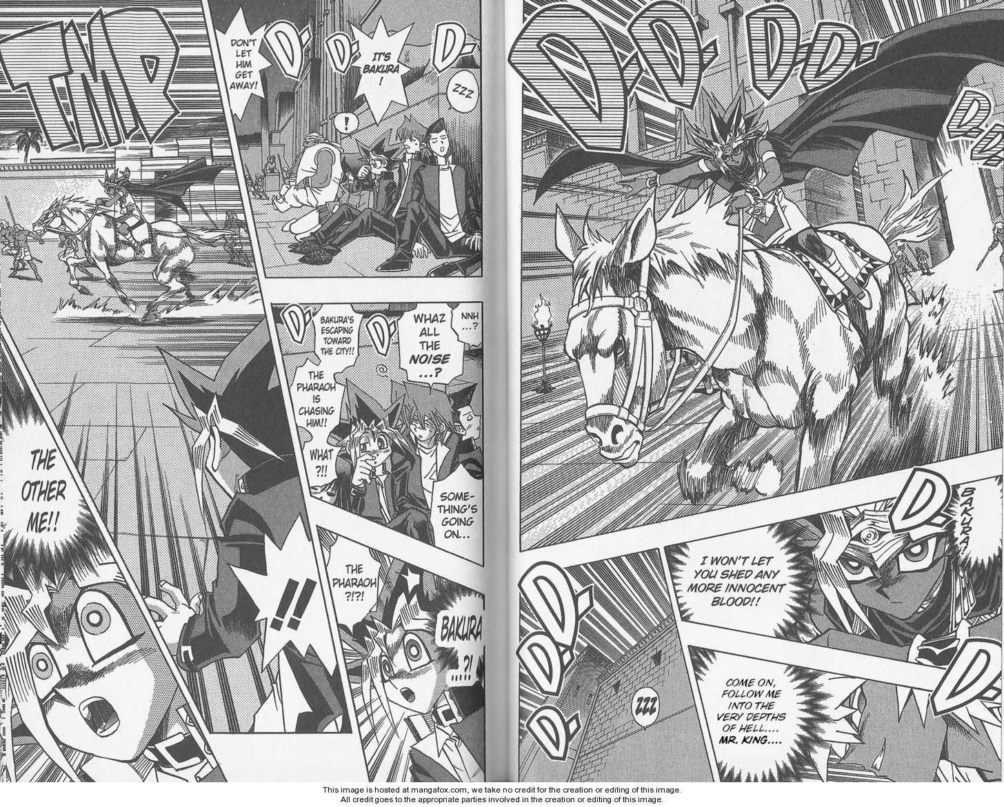 Yu-Gi-Oh! Millennium World 22 Page 2