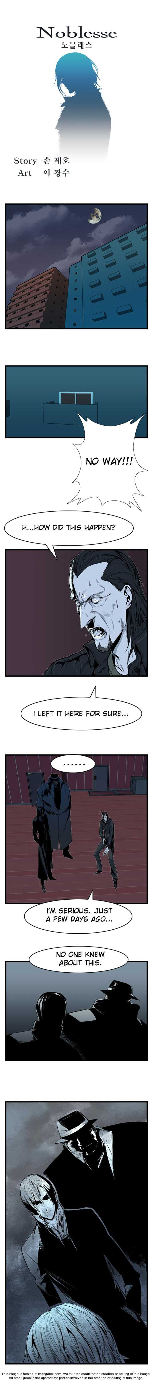 Noblesse 11 Page 1
