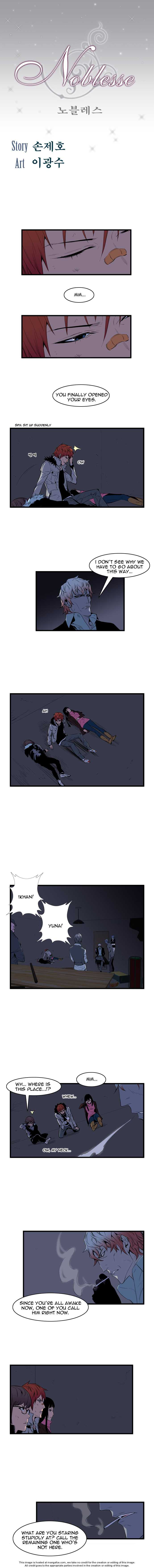 Noblesse 67 Page 1