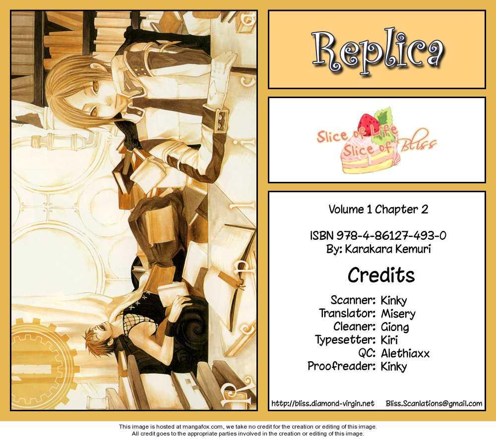 Replica 2 Page 1