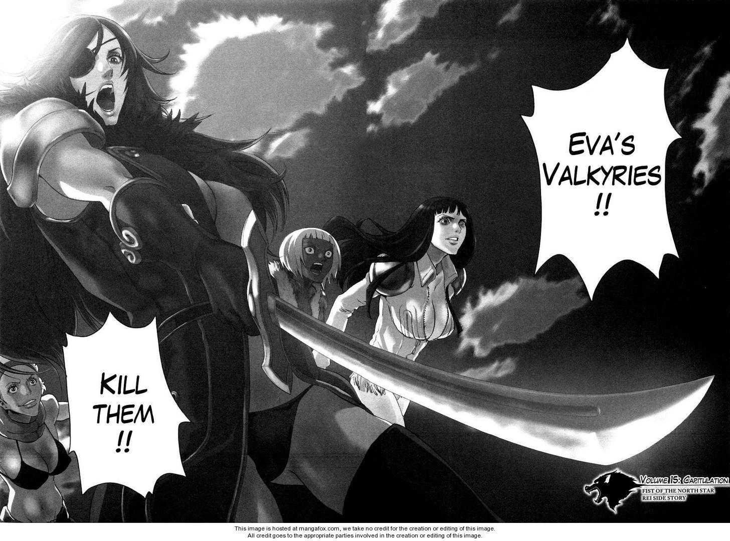 Soukoku no Garou - Hokuto no Ken Rei Gaiden 15 Page 2