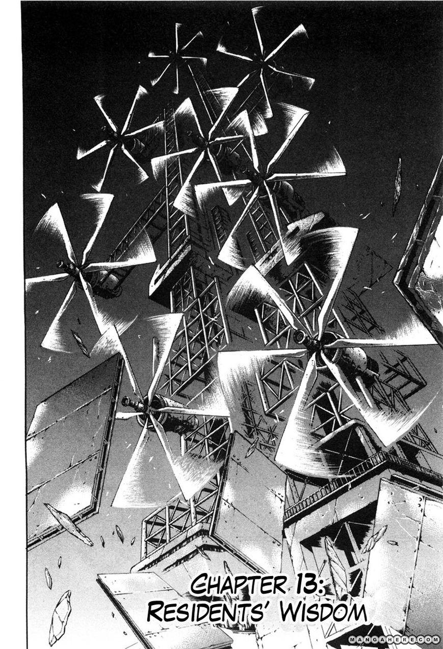 Shirogane no Seija - Hokuto no Ken Toki Gaiden 13 Page 2