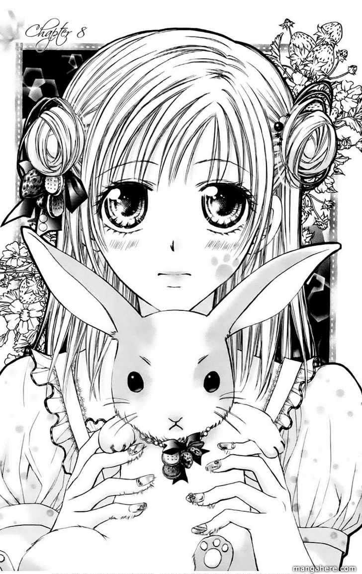 Namida Usagi - Seifuku no Kataomoi 8 Page 2