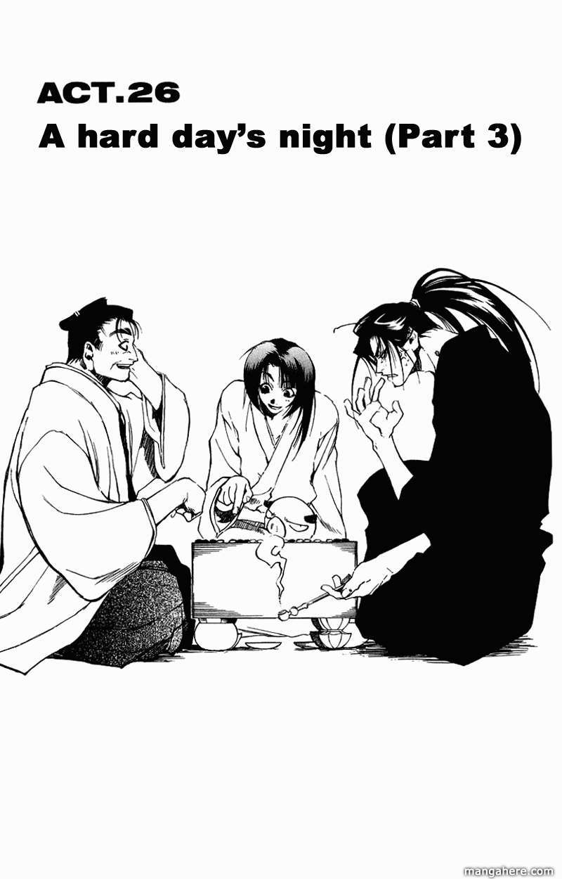 Shinsengumi Imon Peace Maker 26 Page 1