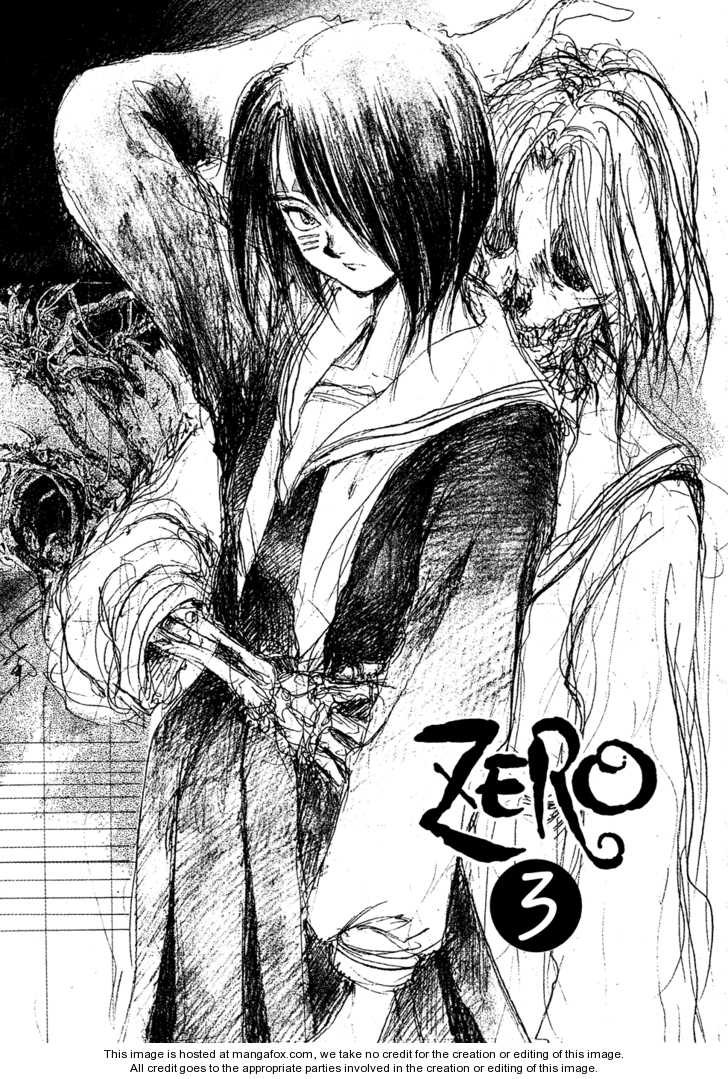 Zero (TOUME Kei) 3 Page 1