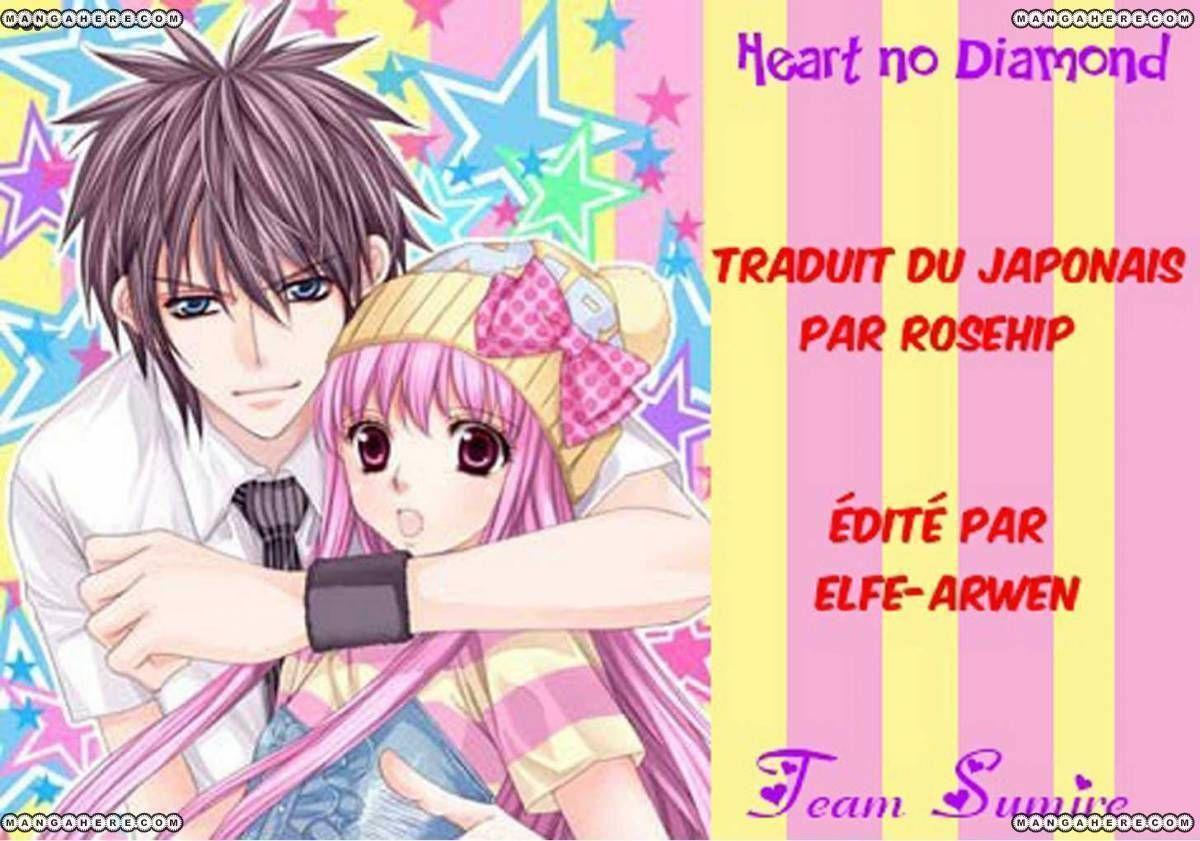 Heart no Diamond 10 Page 1