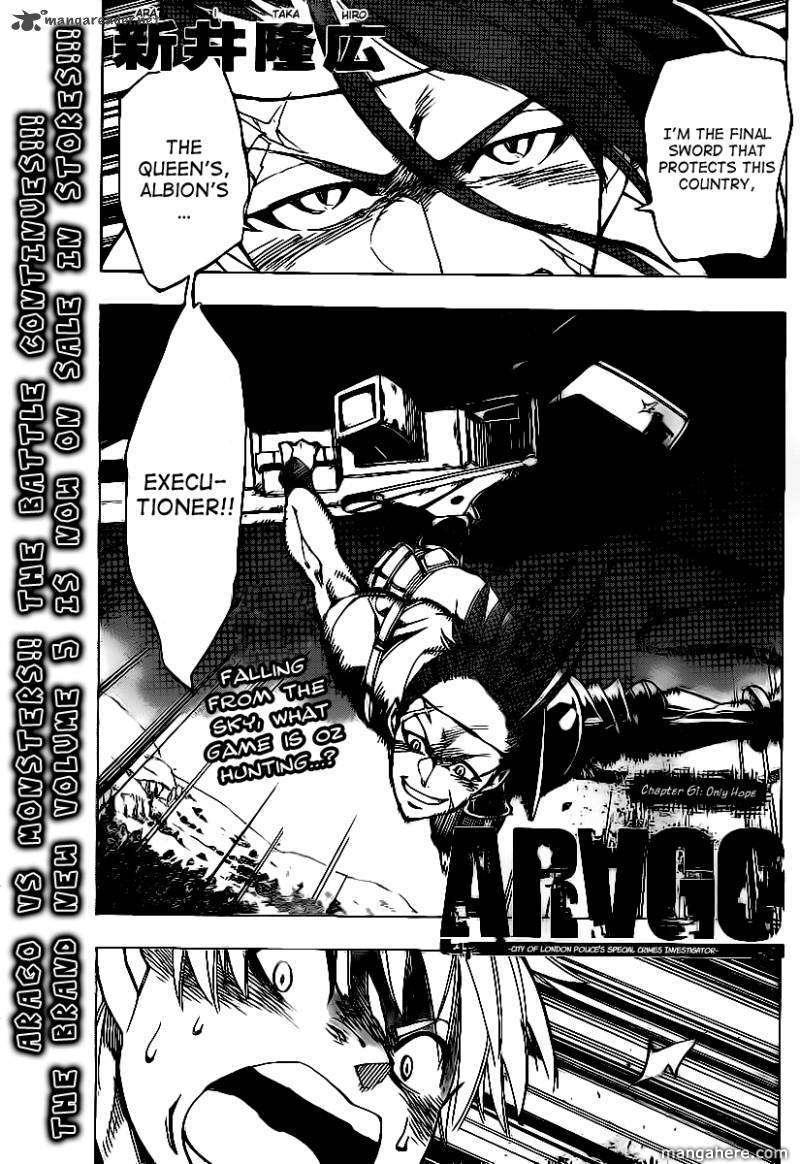 Arago 61 Page 1