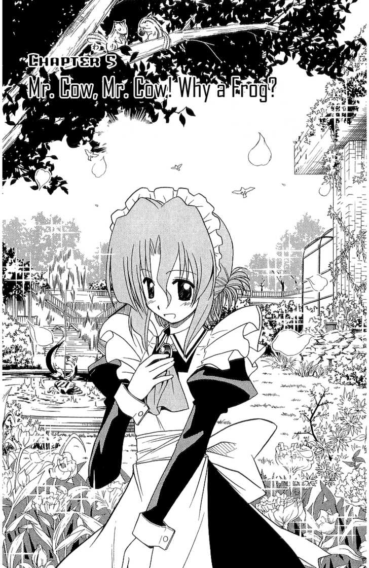 Hayate the Combat Butler 46 Page 2