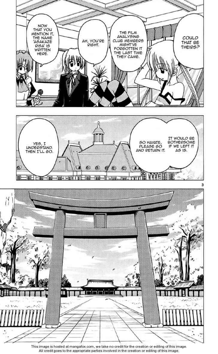 Hayate the Combat Butler 132 Page 3