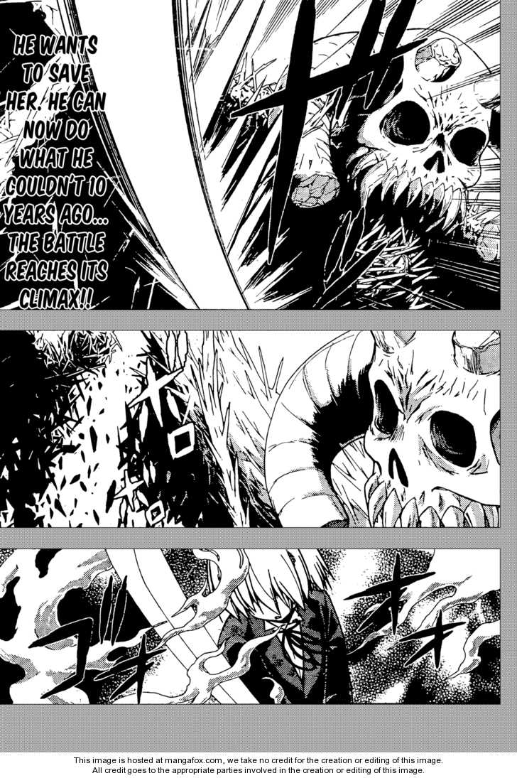 Hayate the Combat Butler 260 Page 1