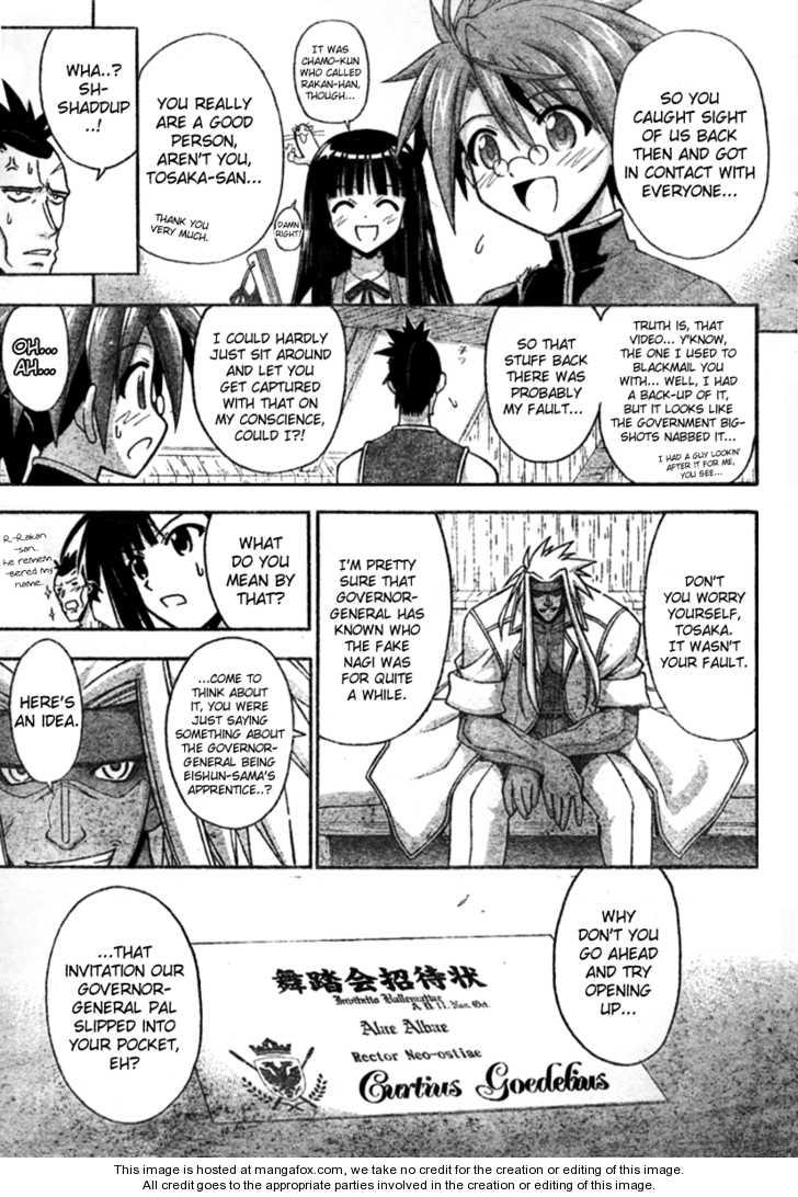 Mahou Sensei Negima! 256 Page 3
