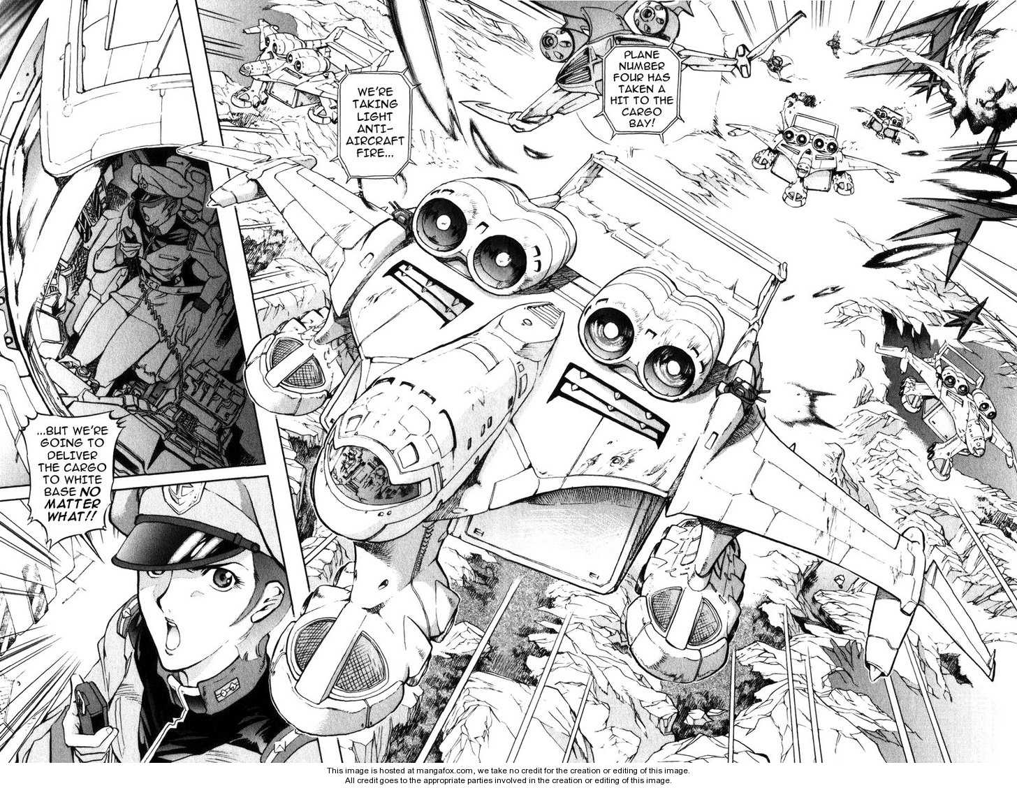 Kidou Senshi Gundam Senki: Lost War Chronicles 3 Page 2