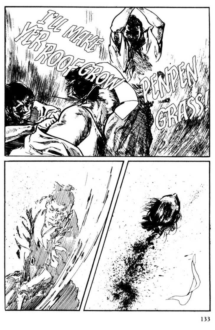 Samurai Executioner 25 Page 3