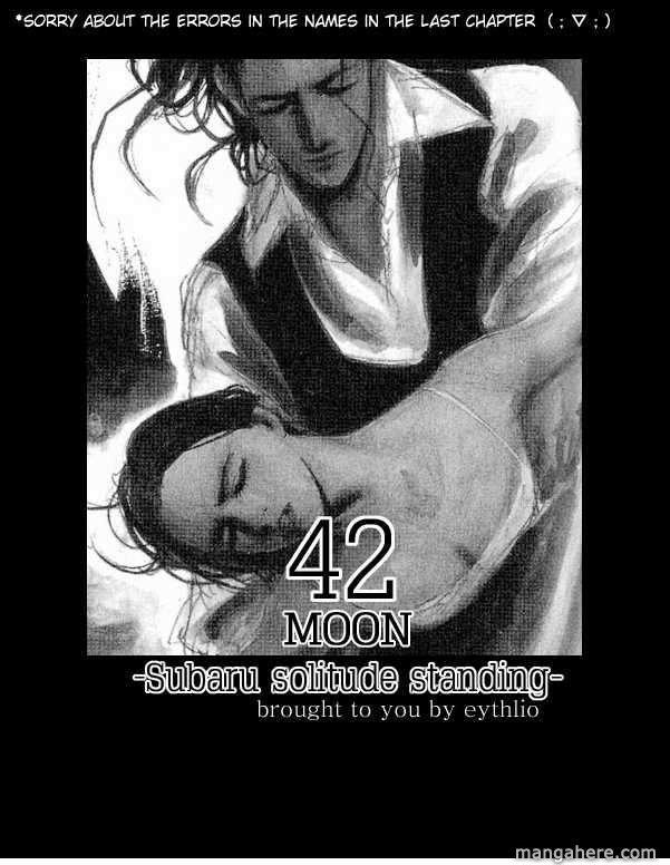 MOON—Subaru Solitude Standing— 42 Page 1